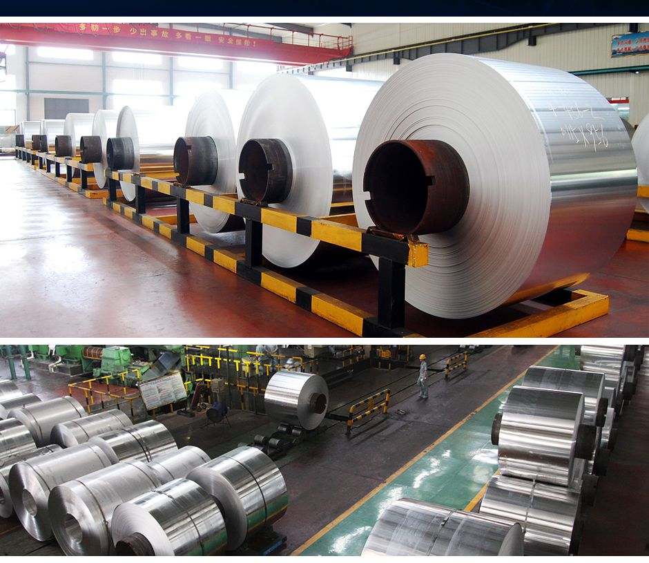 Aluminum Sheet for 5052 and 3003