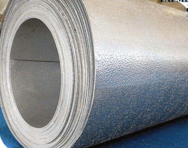 Aluminum Stucco Coil
