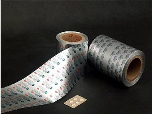Aluminium Foil Lamination Double Zero Foil