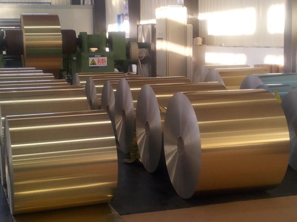 DC Aluminium Coil 5052 H32