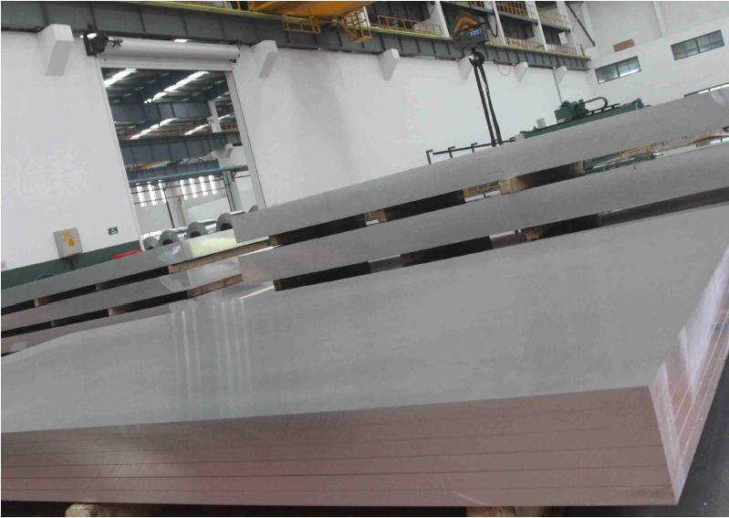 Chemical Vessel Oil Tanker Pressure Container Aluminium Plate